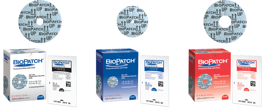BIOPATCH® Protective Disk with CHG